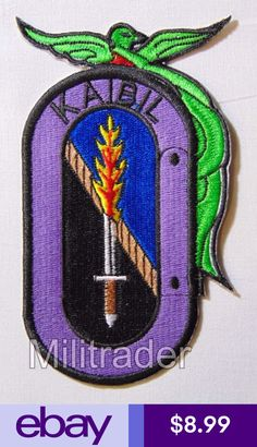 Military Uniforms Collectibles Símbolo Das Forças Especiais d67c66df084