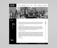 Erie Steakhouse - branding by Martin Sitta, via Behance