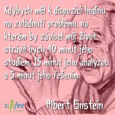 #alberteinstein #success #citation #solving #problems #pins #pinterest #supfee Story Quotes, Albert Einstein, True Stories, Online Marketing, Motivational Quotes, Success, Humor, Education, Words