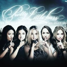Pretty Little Liars Group Photoshoot VI - C