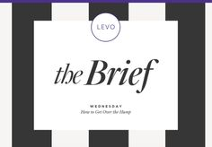The Brief: A Surprising Way to Cheer Yourself Up After a Hard Day | Levo League |         millennials, misty copeland, sports, the brief, workout