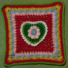 MossyOwls Cheerful Grandmas Heart ~ free pattern