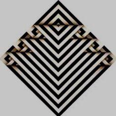 pattern - Omar Rayo - Lot Mulammir XXVI - Artwork details at artnet Op Art, Zentangle Patterns, Quilt Patterns, Doodle Patterns, Colombian Art, 3d Quilts, Quilting, Black White Art, Illusion Art