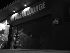 One of Salt Lake City's little musical gems, The Urban Lounge.