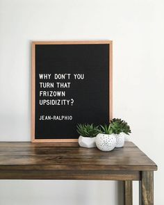 This x black felt letter board is enclosed with a light oak wood frame. Word Board, Quote Board, Message Board, Parks And Rec Quotes, Parks N Rec, Felt Letter Board, Felt Letters, Letterboard Signs, Funny Lyrics