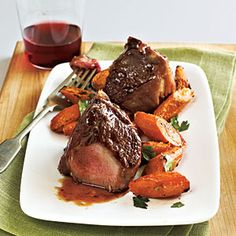 Favorite 20-Minute Recipes: Apricot Lamb Chops | Skinny Mom | Tips for Moms | Fitness | Food | Fashion | Family