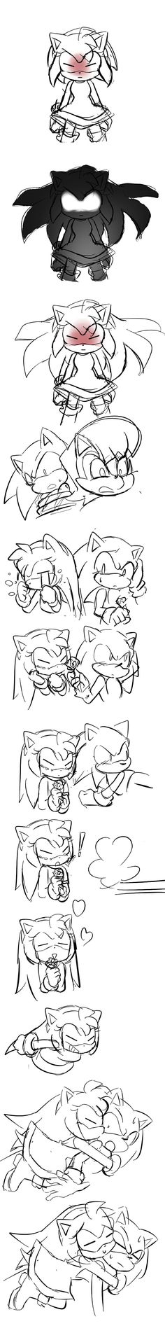 AMY correct response by GaruGiroSonicShadow on DeviantArt