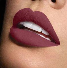 Matte Lipstick is beautiful!