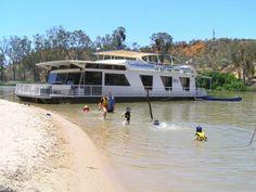 Diamond Houseboat - South Australia