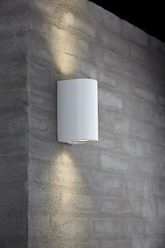 Luxury Nordlux Lampen und Leuchten Canto Maxi WeissMaterial AluminiumFarbe weissSchutzklasse x Abstand A
