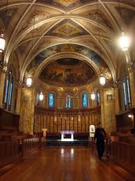 A Large Selection Of Historic Churches In Detroit The Is
