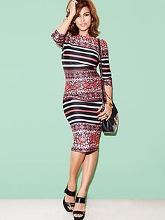 Shop Eva Mendes Collection - Lydia Sheath Dress. Find your perfect size online at the best price at New York & Company.