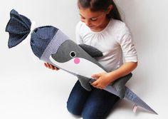 Schultüten - Schultüte Delfin - ein Designerstück von josefines-kinder bei DaWanda