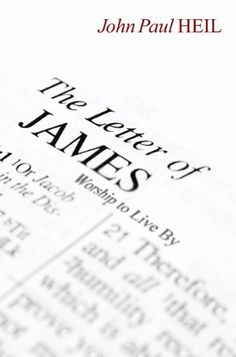 """THE LETTER OF JAMES (Worship to Live By; by John Paul Heil; Imprint: Cascade Books). This book proposes a new and comprehensive chiastic structure as well as a new unifying theme for the Letter of James. In accord with this structure that organizes its oral performance, the words """"worship to live by"""" express what the letter as a whole is exhorting its audience to adopt. """"Worship"""" includes not only liturgical worship but also the ethical behavior that complements it, so that the result is…"""