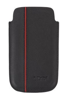 Jaguar F-TYPE Leather iPhone Case