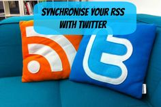 Automation of social media can be very bad for your business but some automation tasks make perfect sense. Synchronize your blog post via RSS directly to Twitter. It saves a small amount of time but it's one less thing to do. Click and see some options we selected for you.