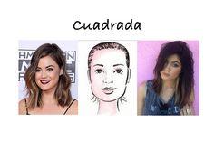 El look ideal para tu rostro #cuadrado