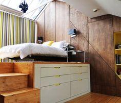 Extra storage in your bedroom