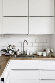Kleine Küche Einrichten   44 Praktische Ideen Für Individualisierung Des  Kleines Raumes | кухни | Pinterest | Kitchens, Apartments And Interiors