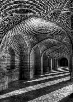 blue mosque-Tabriz