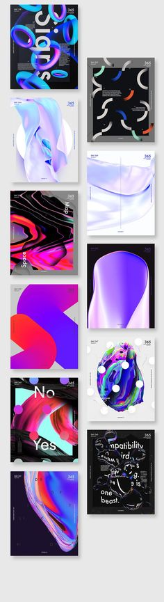 ^^ Baugasm - 365 Posters on Behance