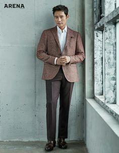 Lee Byung Hun for Arena Homme Plus October 2017 Extra – DramaFoxes Lee Minh Ho, Lee Byung Hun, Song Seung Heon, Yoo Ah In, Hyun Bin, Korean Drama, Beautiful Men, Mens Fashion, Actors