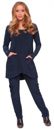 Sympli Mod Pocket Tunic with Narrow Pant – Artragous Clothing