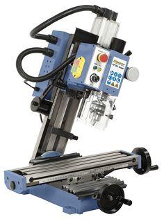 KF 20 L Super - Bohr- und Fräsmaschinen - Bohr- und Fräsmaschinen - Metallbearbeitung - Metall - Bernardo
