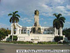 Monument to the Presidents, Vedado. Havana