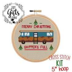 Thrilling Designing Your Own Cross Stitch Embroidery Patterns Ideas. Exhilarating Designing Your Own Cross Stitch Embroidery Patterns Ideas. Counted Cross Stitch Patterns, Cross Stitch Designs, Cross Stitch Embroidery, Learn Embroidery, Embroidery Kits, Hand Embroidery Patterns Free, Simple Embroidery, Christmas Vacation Quotes, Christmas Cross