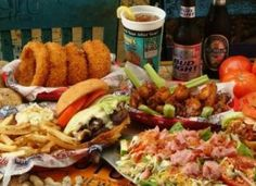 Enjoy delicious cuisine from the best Myrtle Beach restaurants serving everything from fresh, local seafood to American classics in a fun themed atmosphere.