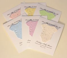baby shower seed favors - Google Search