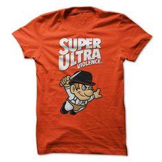 Super Ultra Violence T-Shirt Hoodie Sweatshirts uau. Check price ==► http://graphictshirts.xyz/?p=61420
