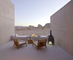Amangiri Hotel – A Luxury Resort in Canyon Point, Utah - One of the Best Resort Hotels Ever Amangiri Hotel, Amangiri Utah, Outdoor Spaces, Outdoor Living, Outdoor Decor, Outdoor Fire, Outdoor Lounge, Outdoor Chairs, Canyon Point Utah