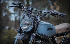 Ad Hoc Café Racers XR600 - the Bike Shed