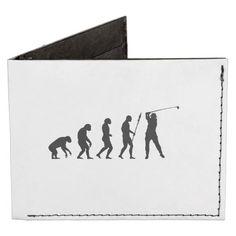 golf swing evolution tyvek® billfold wallet http://www.zazzle.com/golf_swing_evolution_tyvek_billfold_wallet-256002021524677369?utm_content=bufferaa457&utm_medium=social&utm_source=pinterest.com&utm_campaign=buffer #golfswing #golfers
