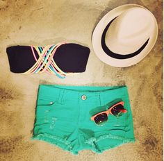 Summer beach wear
