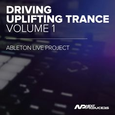 Free File! Uplifting #Trance Bassline template for Ableton producers ...