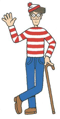 Book Week Where s Wally Costume Halloween f7c9d1e8f