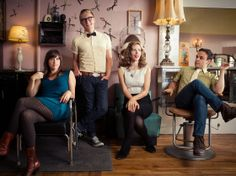 Lake Street Dive. Discovered them on Colbert. She has mega soul and the music is fuckin silky smooth