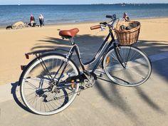 Mit Trude am Strand – Eine Hollandrad Liebe   Shoppingverse