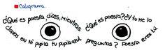 Manual para crear caligramas