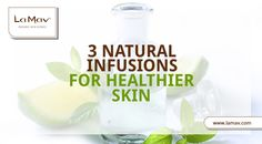 Did you know that tea & herbal infusions can do as many wonderful things for your skin as they for your body and for your overall health? Learn more today with us!