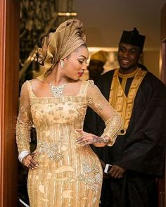 That moment when you know your husband is checking you out!  Repost from @bellanaijaweddings Nigerian Hausa wedding! -------- Photo: Atilary Photography  #munaluchi #munaluchibride #goldweddings #nigerianbride #nigerianweddings #weddingwednesday #MBColorTakeOver #bellanaijaweddings #bellanaija
