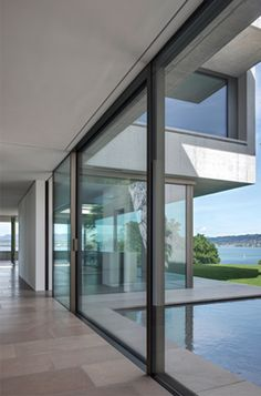 Private House, Buonas by Wild Bear Heule architects _