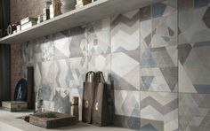 THE VERSATILITY OF PORCELAIN STONEWARE IN A UNIQUE PROJECT: ONE - CERAMICHE CAESAR - News and press releases