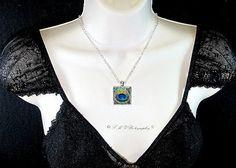Photo Pendant Necklace Photo Glass Tile by LMRPhotography2 on Etsy, $15.50