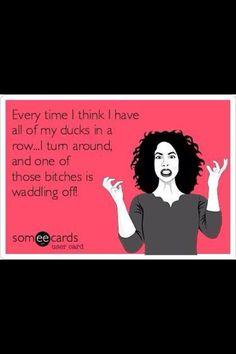 hahaha!! oh goodness .... lol
