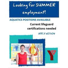 Apply within! 515 Stafford Drive South 4033279622 #YMCA #yql by lethbridgeymca