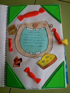 Cuaderno viajero para fomentar la expresión escrita y la lectura